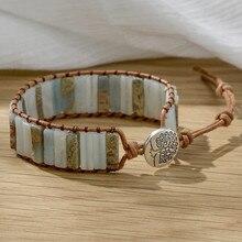 Chakra Bracelet Buddha Healing Prayer Yoga Handmade Bracelets