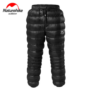 Image 4 - Naturehike Unisex Imbottiture Pantaloni Arrampicata Allaperto Pantaloni Impermeabili Caldi Campeggio Doca Imbottiture Pantaloni