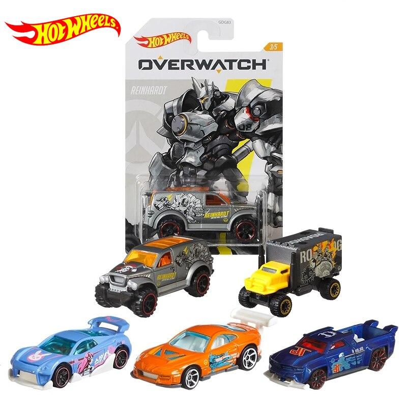 Original Hot Wheels Car Kids Toys Boys Hotwheeels Car Diecast 1:64 Toys for Boys Alloy Toy for Children Limited Edition Model