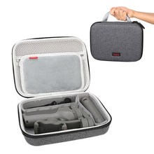 Carrying Case Portable Storage Bag for DJI OSMO Mobile3 Action Camera Protetive Handheld Stabilizer Accessories