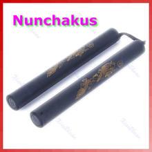 Arma nunchucks acolchoado espuma dragão acolchoado treinamento nunchuck artes marciais brinquedo
