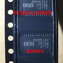 100% novo & original pcm5122pwr pcm5122pw pcm5122 tssop28/em estoque