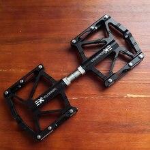 Велосипедные педали из алюминиевого сплава ультралегкие с 3
