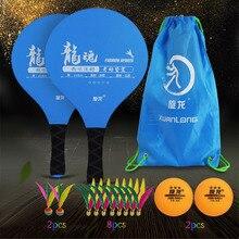Набор летучей мыши для крикета, семейный весло для пикклбола, развлекательный набор с летучей мышью для крикета и мячом