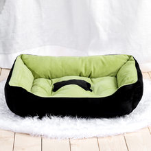 Мягкая кровать для собак маленького среднего и большого размера