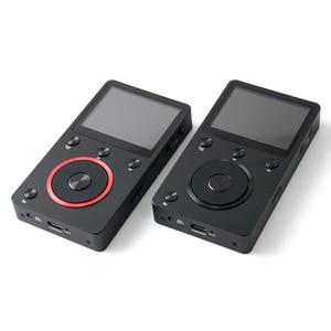 Image 1 - Профессиональный музыкальный плеер F.Audio FA3S Dual CS43198 без потерь MP3 HIFI портативный аппаратный декодирование 2,5 мм сбалансированный Тип C DAC FA3