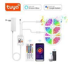 Lightings Siri Smart-Life Google Home Amazon Alexa Lamp Voice-Switch Tuya Wifi Diy RGBW
