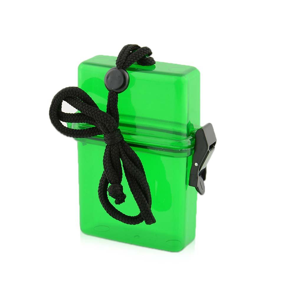 Lagerung Tragbare Fall Lagerung Box Key Wasserdichte Box <font><b>Container</b></font> Schwimmen <font><b>Container</b></font> Outdoor Camping image