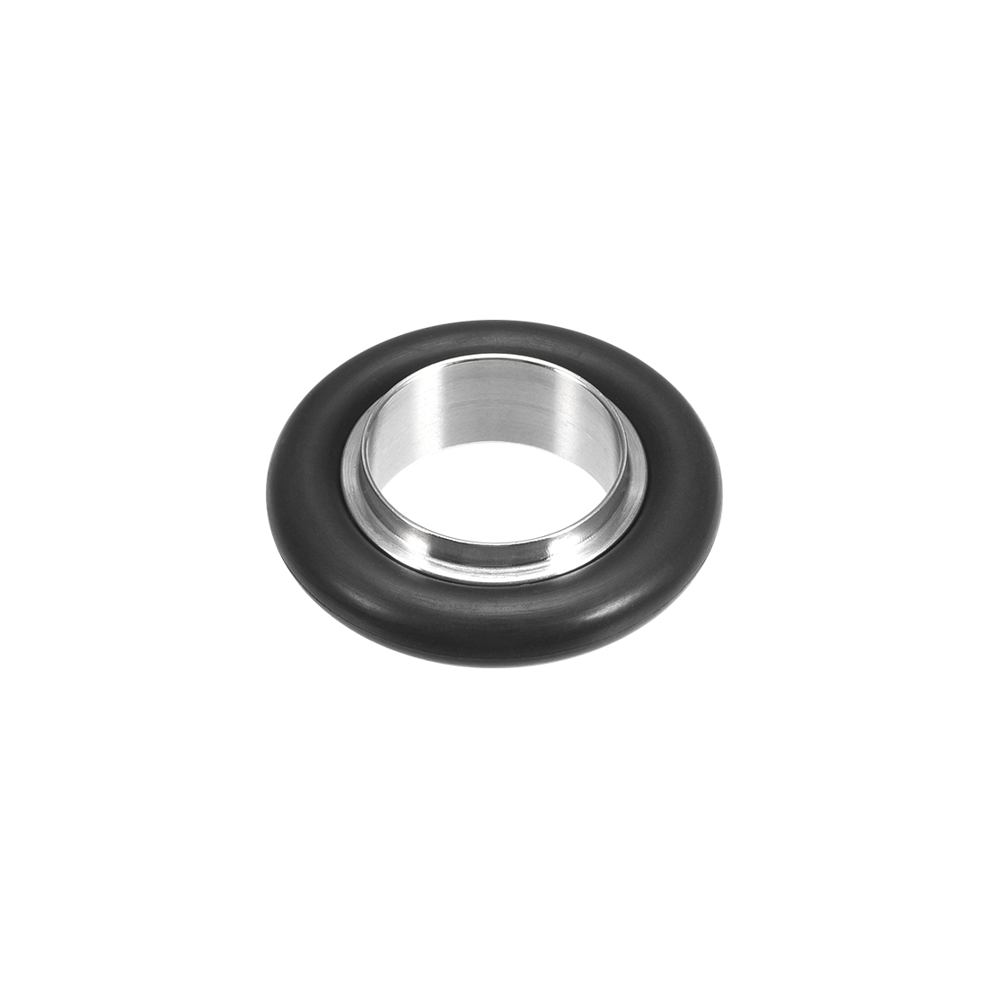 uxcell Centering Ring KF-16 Vacuum Fittings ISO-KF Flange 29.6mm x 15.6mm Fluororubber O-Ring