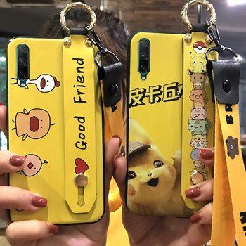 Перейти на Алиэкспресс и купить Чехол для телефона Huawei Honor 20 Youth Edition водонепроницаемый грязеотталкивающий противоударный чехол с нежной окраской