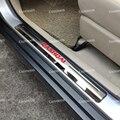 Автомобильный Стайлинг для Nissan Qashqai J11  аксессуары  Накладка на порог  ЗАЩИТА Защитная педаль  авто наклейки  полоски из нержавеющей стали
