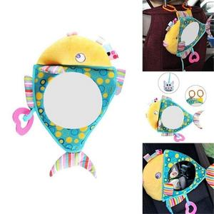 Image 4 - Baby Car Seat Mirrors Car Safety Mirror Shatterproof Rear View Backseat Mirror for Facing Infant Toddler Child in Car Seat