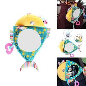Image 4 - 아기 자동차 좌석 거울 자동차 안전 거울 Shatterproof 후면보기 자동차 좌석에 유아 유아를 직면하기위한 뒷좌석 거울