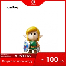 Интерактивная фигурка Nintendo | Amiibo Линк - Link's Awakening (коллекция The Legend of Zelda)