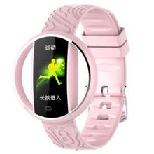Couple Smart Wristband E99 Heart Rate smart watch Smart Bracelet Fitness Tracker Smart band PK xiaomi mi band 4 PK mi band 3 цены онлайн
