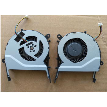 New Laptop CPU Fan Cooler For ASUS X455LD X455CC A455 A455L K455 X555 A555L image