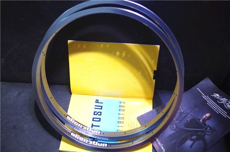 20inch BMX RIM Aluminum 36 Hole RIM Titanium RIM BMX Wheels Accessories