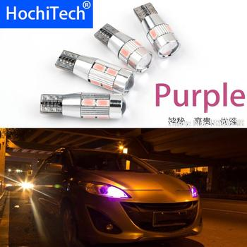 1pc saft T10 W5W T16 LED Parking Lights Sidelight for benz No Error For Mercedes-benz W164 ML350 ML550 ML63 X204 GLK image