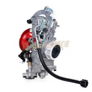 Image 4 - FCR28 31 33 35 37 39 41mm FCR Racing Carburetor FCR39 CRF Slant Side Carburettor For CRF450/650 FS450 Husqvarna450 KTM Racing