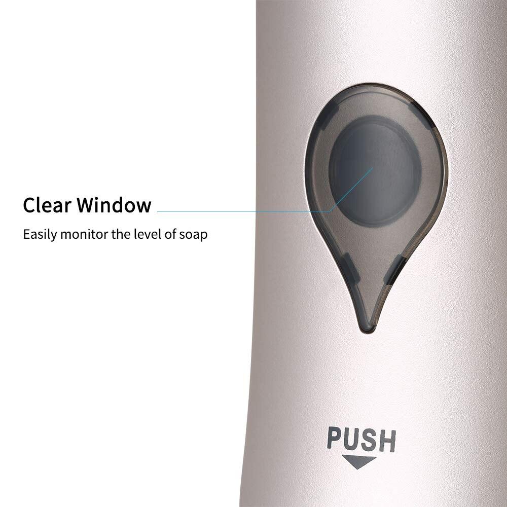 H65ecc03525364fa68c9e6d95c1b052c9X Wall Mounted Single Head Wall Soap Dispenser Shower Gel Liquid Shampoo Disinfectant Dispenser Holder 300 ML For Hotel Home