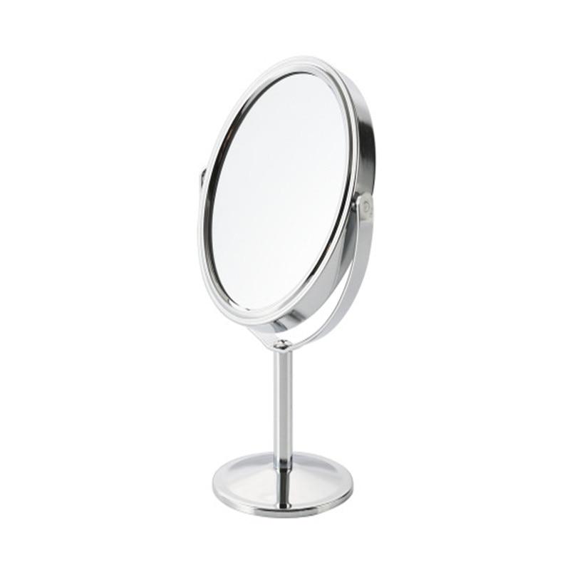 Cosmetic Mirror 5x 180 Rotation