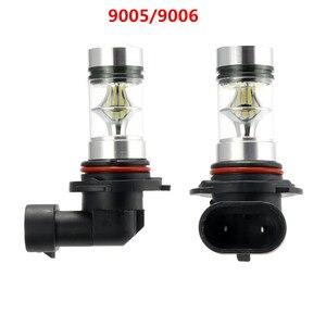 2 bombilasmini Canbus лампада, H4 H7 светодиодный Противотуманные фары для автомобиля 12 в 6000 К лампа 9005 HB3 9006 HB4 H8 H9 H11 h10 противотуманная Светодиодная лам...