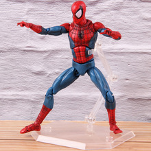 Avengers MAFEX No.075 Spiderman Superhero Amazing Spider Man
