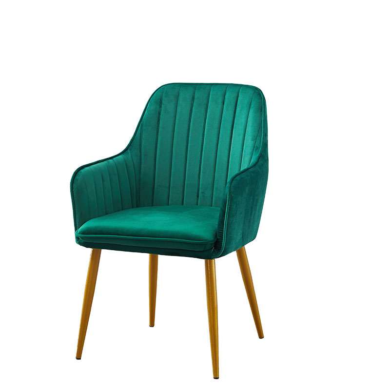 Nordic Dining Chair Modern Simple Home Back Dining Chair Western Restaurant Leisure Creative Net Red Ins Luxury Chair