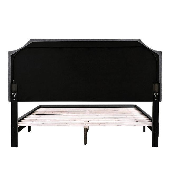 King Size Platform Bed Frame  3