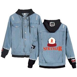Image 5 - מועדף באיכות גבוהה זר דברים נים גברים/נשים סווטשירט זר דברים ילד/ילדה סוודרי