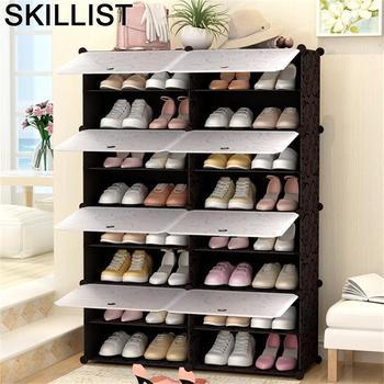 El Hogar Zapatero Organizador De Zapato Zapatera Schoenenkast Range Rack Cabinet Mueble Furniture Meuble Chaussure Shoes Storage