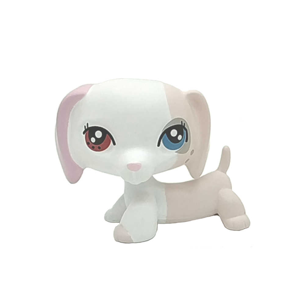 New real lps littlest 애완 동물 샵 hasber toy dog 쇼트 헤어 핑크 고양이 셰퍼드 닥스 훈트 그레이트 데인 블랙 화이트 무료 배송