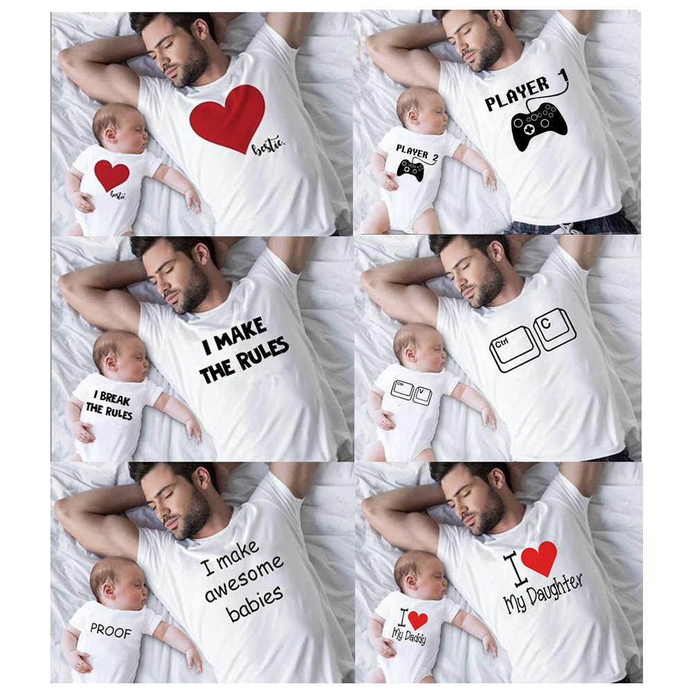 Pai e filho melhores amigos para a vida família combinando olhar família t camisa do bebê pai correspondência roupas pai e filho correspondência
