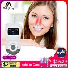 Rinite antiallergico dispositivo Anti russare terapia Laser massaggiatore nasale impulso a bassa frequenza sinusite trattamento assistenza sanitaria