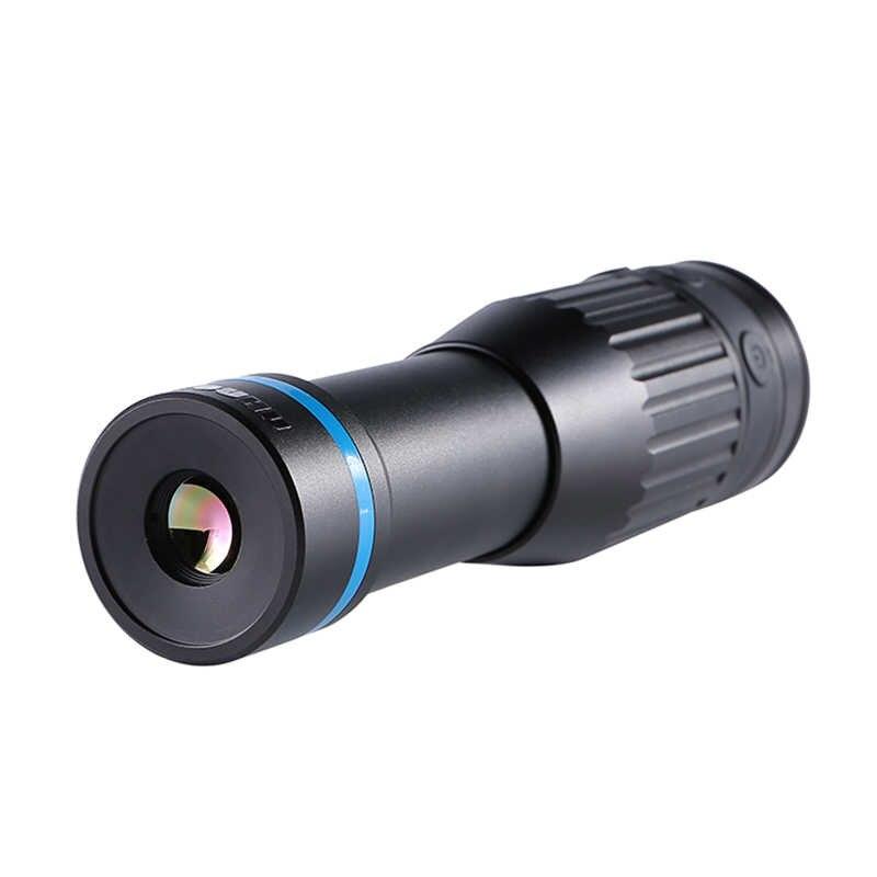 тепловизор для охоты S1 крошечный тепловизионный монокуляр перекрестия тропа оптический охотничий прицел инфракрасная тепловизор ночного видения телескоп