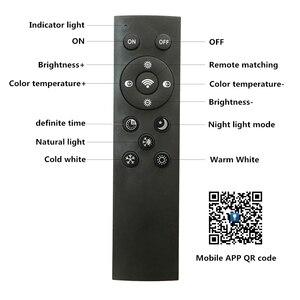 Image 2 - Современный светодиодный потолочный светильник Luminaria светодиодный цветной потолочный светильник Teto для гостиной детской комнаты Домашний Светильник