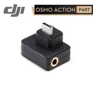 Usb-C-Adapter Enhances Action-Camera OSMO CYNOVA DJI Dual Data-Transmission for Sound-Quality