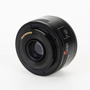 Image 5 - 高品質永諾 YN EF 50 ミリメートル f/1.8 AF キヤノン EOS 350D 450D 500D 600D 700D カメラレンズ開口オートフォーカス YN50mm レンズ