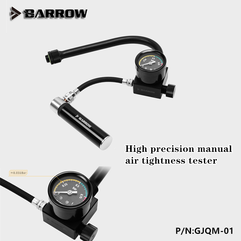 Barrow Water Cooling Airtightness Tester Seal/Pressure/Leak Test Tool GJQM-01