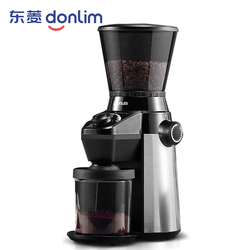 Donlim Coffee Bean Grinder Coffee Maker Home Commercial Electric Grinder DL-MD19