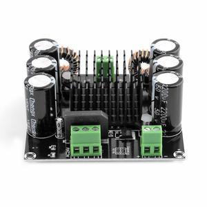 Image 2 - 디지털 앰프 보드 tda8954th 코어 btl 발열 클래스 420 w 고출력 모노 채널 HW 717 앰프 보드