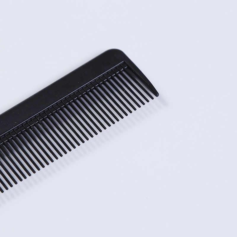 1 Máy Tính Tinh Răng Kim Loại Pin Làm Tóc Tạo Kiểu Tóc Đuôi Chuột Lược Nhựa Tinh Răng Lược Chải Tóc dụng Cụ Làm Đẹp Mới