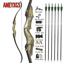 1set Archery Recurve Bow 60