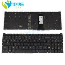 Ovy us клавиатура с подсветкой для acer деталь нитро двигателя