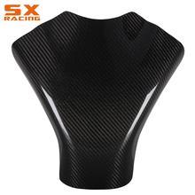 Motosiklet Karbon Fiber Gaz Yakıt Tankı yüzey koruma Koruyucu Için SUZUKI GSXR600 GSXR750 GSXR 600 GSXR 750 2008 2009 2010
