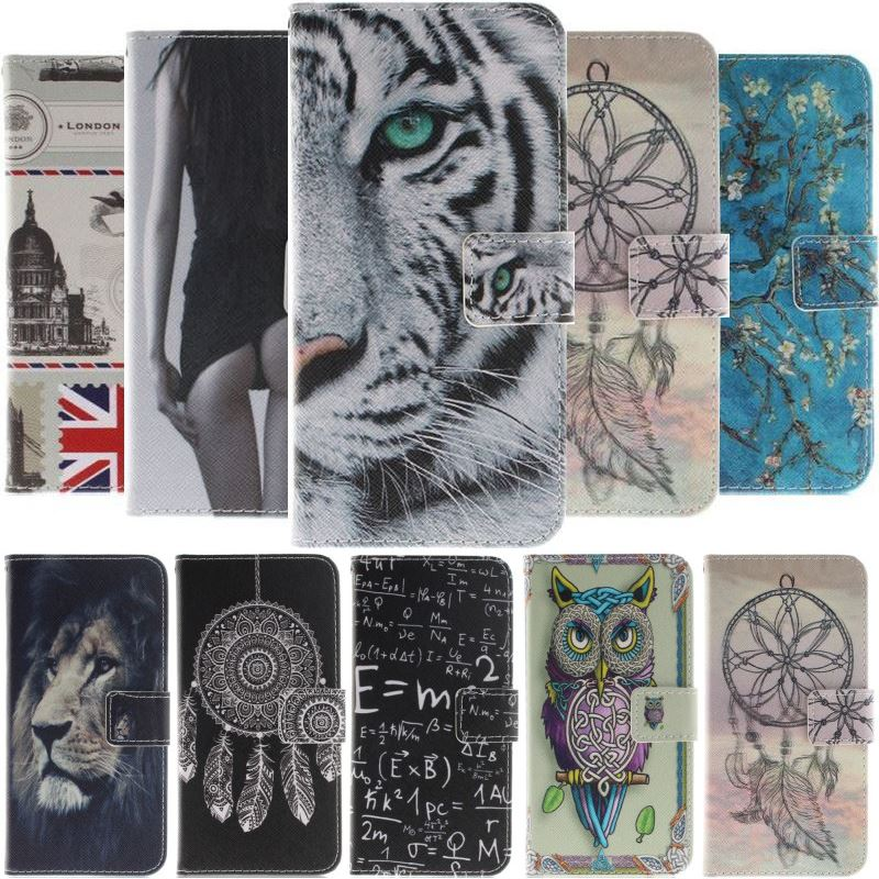 Retro <font><b>Flip</b></font> Case For <font><b>Samsung</b></font> Galaxy A3 A5 <font><b>A7</b></font> 2015 2016 <font><b>2017</b></font> S6 Edge S5 i9600 S4 S3 Mini Case Leather + Silicone Wallet Cover D26F image