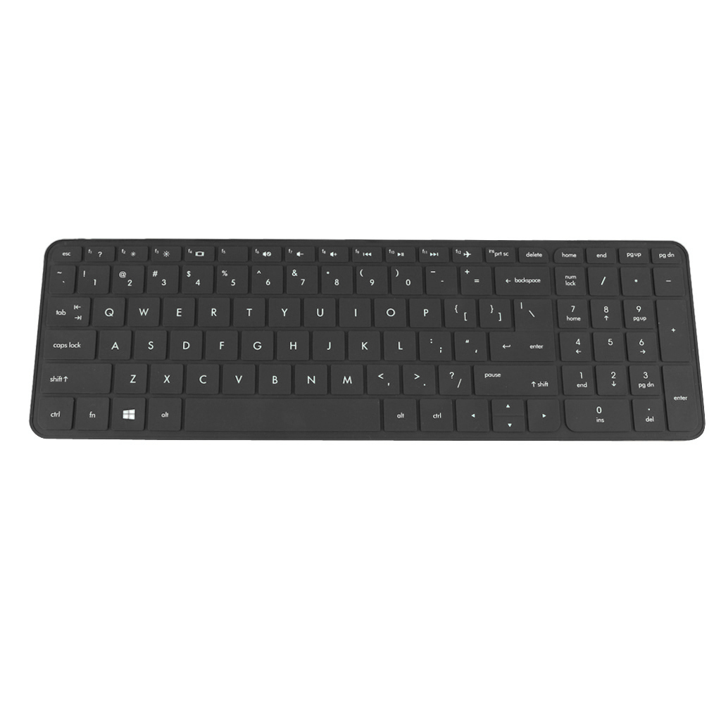 Magideal Gel Keyboard Cover Notebook Protector for Xiaomi 15.6/'/' Laptop#1
