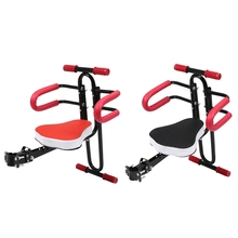 Chair Cycling Bike Electric-Bicycle Child Front with Armrest-Guard-Bar Pedal Acccessories