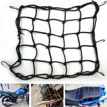 Motorcycle Luggage Nylon Net Hold Bag FOR HONDA trx trx 450 ax-1 cr 125 cr 250 cr 250r cr 80 cr125 cr250 cr250r crf 250 vespa image