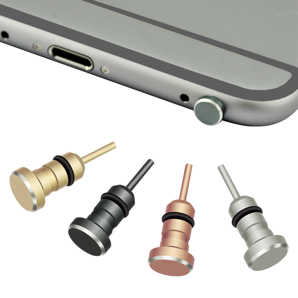 Earphone Dust Plug 3.5mm AUX Jack Interface Anti Mobile Phone Card Retrieve Card Pin For Apple Iphone 5 6 Plus PC Laptop
